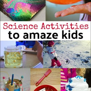 10 Science Activities for Kids