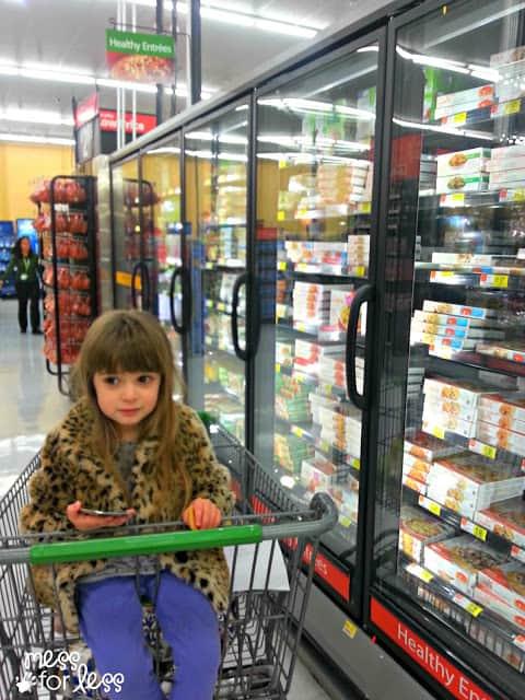 Shopping for Lean Cuisine at Walmart #WowThatsGood #shop #cbias