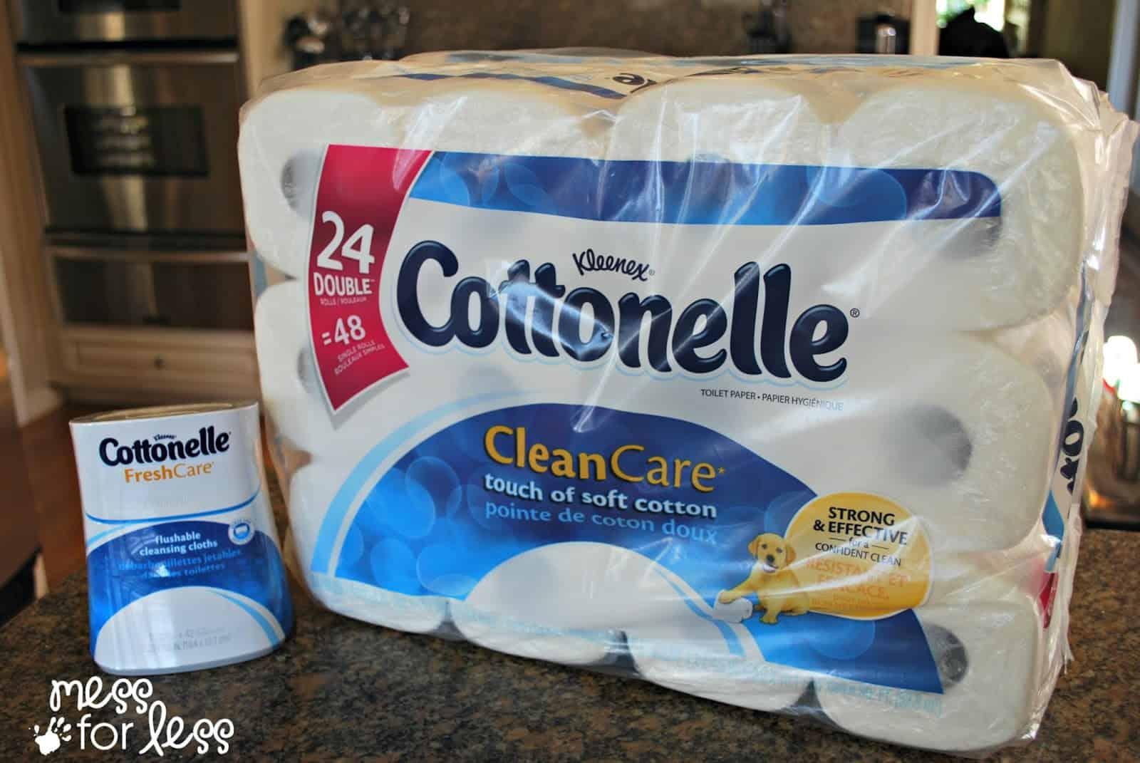 Cottonelle clean care  #CtnlCareRoutine #PMedia #sponsored