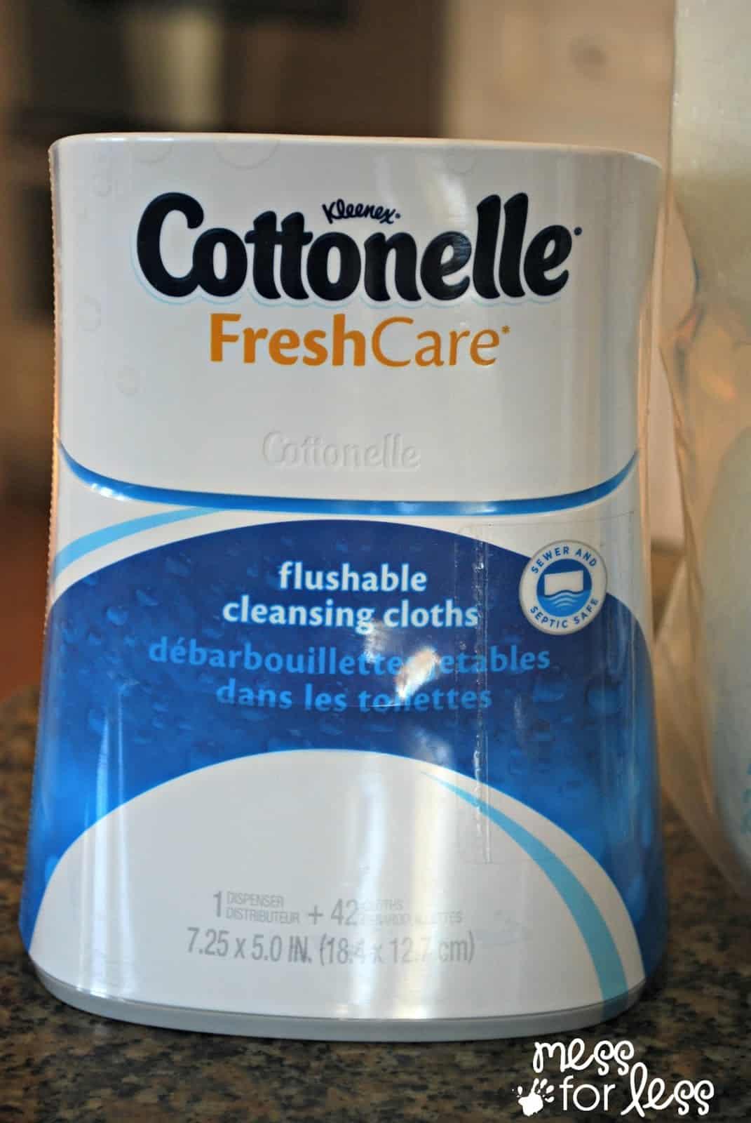 Cottonelle Fresh Care #CtnlCareRoutine #PMedia #sponsored