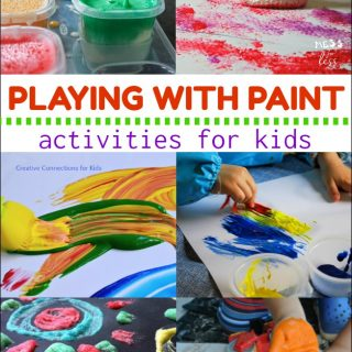 Playing with Paint Activities
