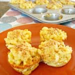 Mac and Cheese Muffins – Food Fun Friday