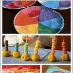 Rainbow Activities from The Kids Weekly Co-Op