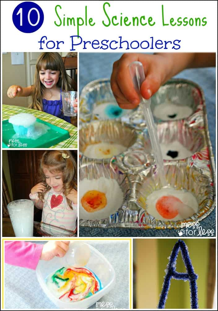 Preschool Science Magnet Exploration Mess For Less