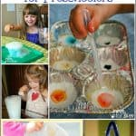 Simple Science for Preschoolers – 10 Experiments
