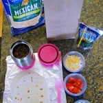 Make Your Own Tacos Recipe – Lunch for Kids