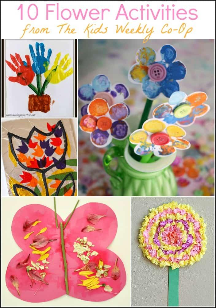Craft Ideas For Preschool Birthday Party