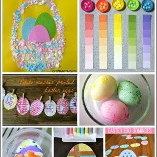 12 Easter Egg Activities