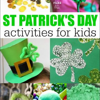 St. Patrick's Day Activities for Kids