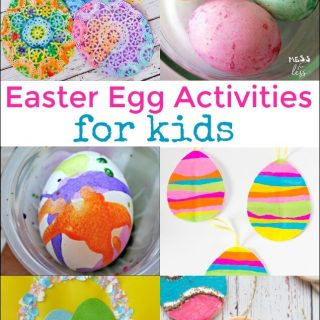 12 Easter Egg Activities for Kids