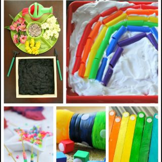10 Play Ideas for Toddlers and Preschoolers