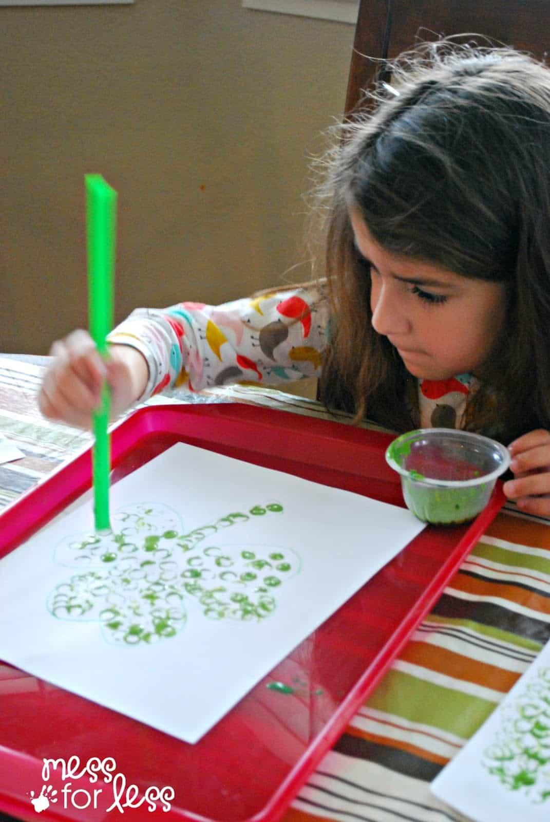 St. Patrick's Day Kids Activity