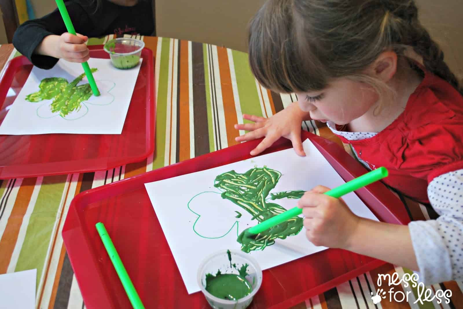 st patrick's day activity for kids