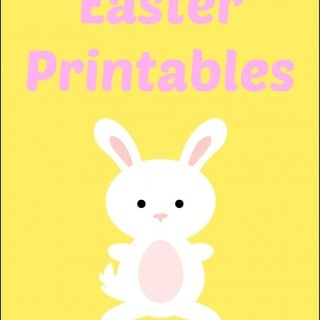 9 Easter Printables