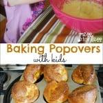 Popover Recipe – Food Fun Friday
