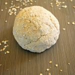Oatmeal Playdough Recipe
