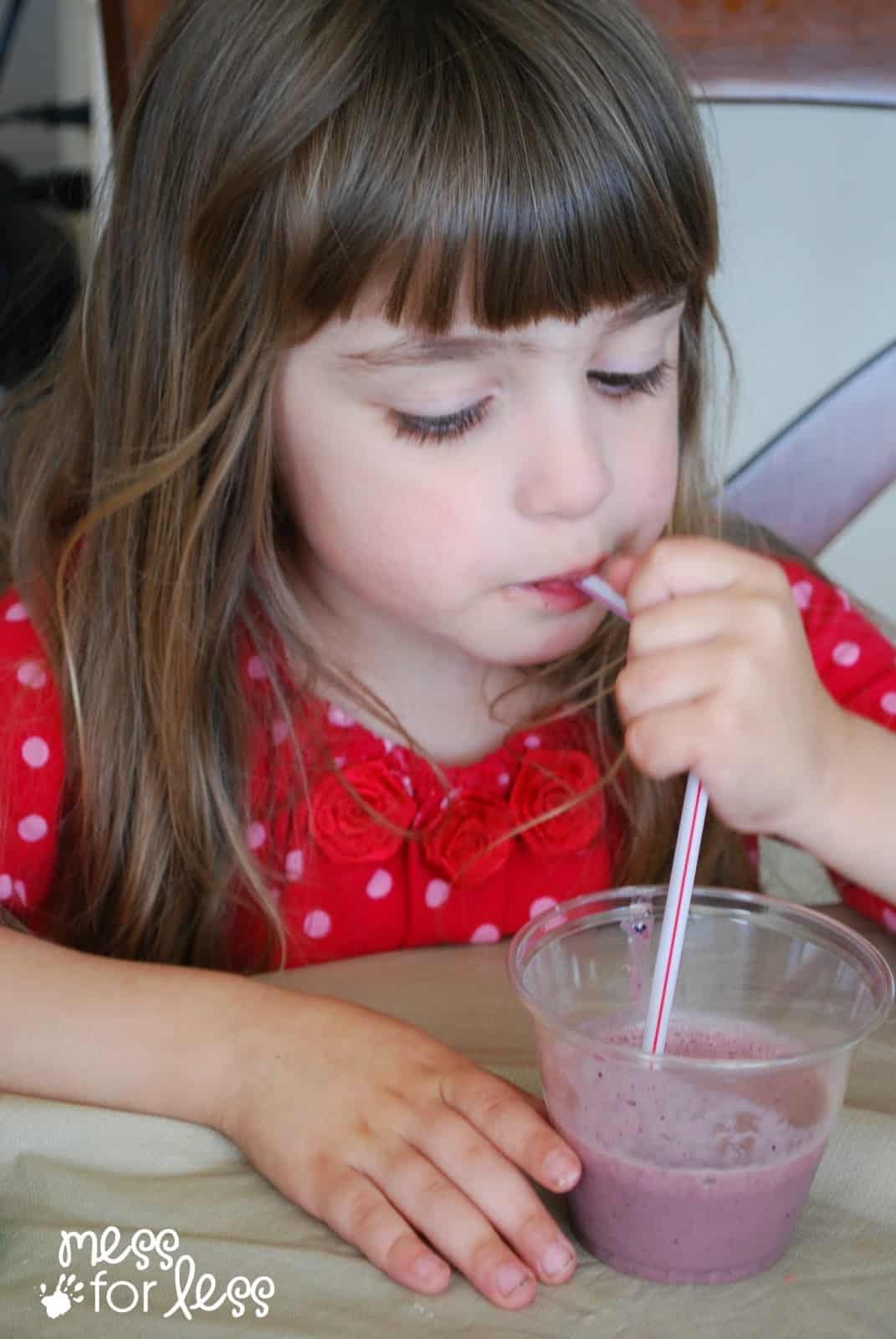 kids smoothie recipe