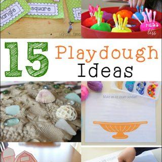 Playdough Play