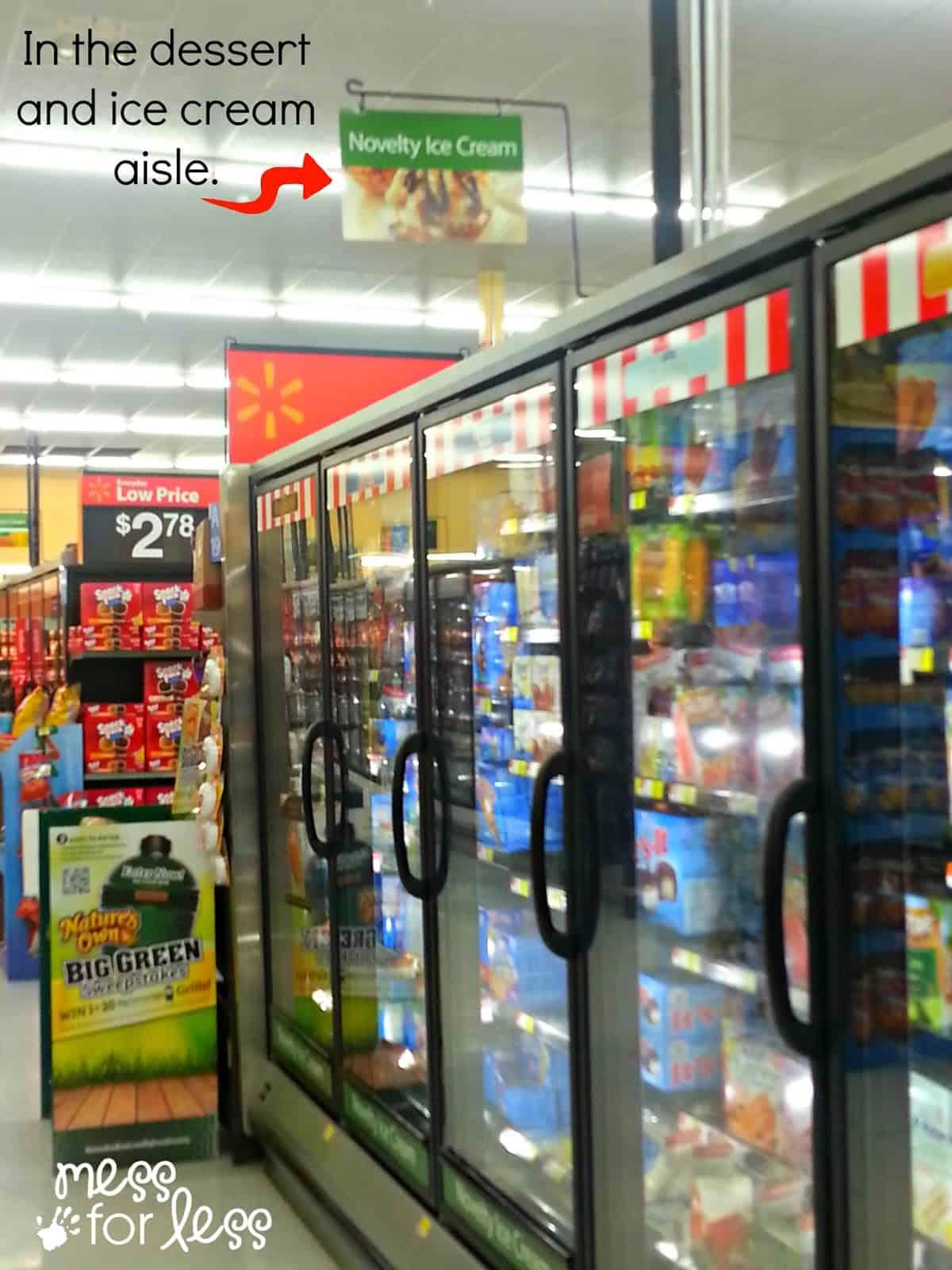 Walmart store #shop #SummerGoodies #cbias