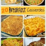 20 Breakfast Casserole Recipes – Food Fun Friday