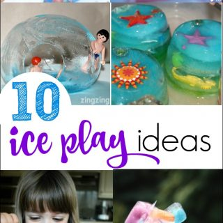 10 Ice Play Activities