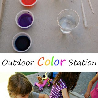 Outdoor Color Station
