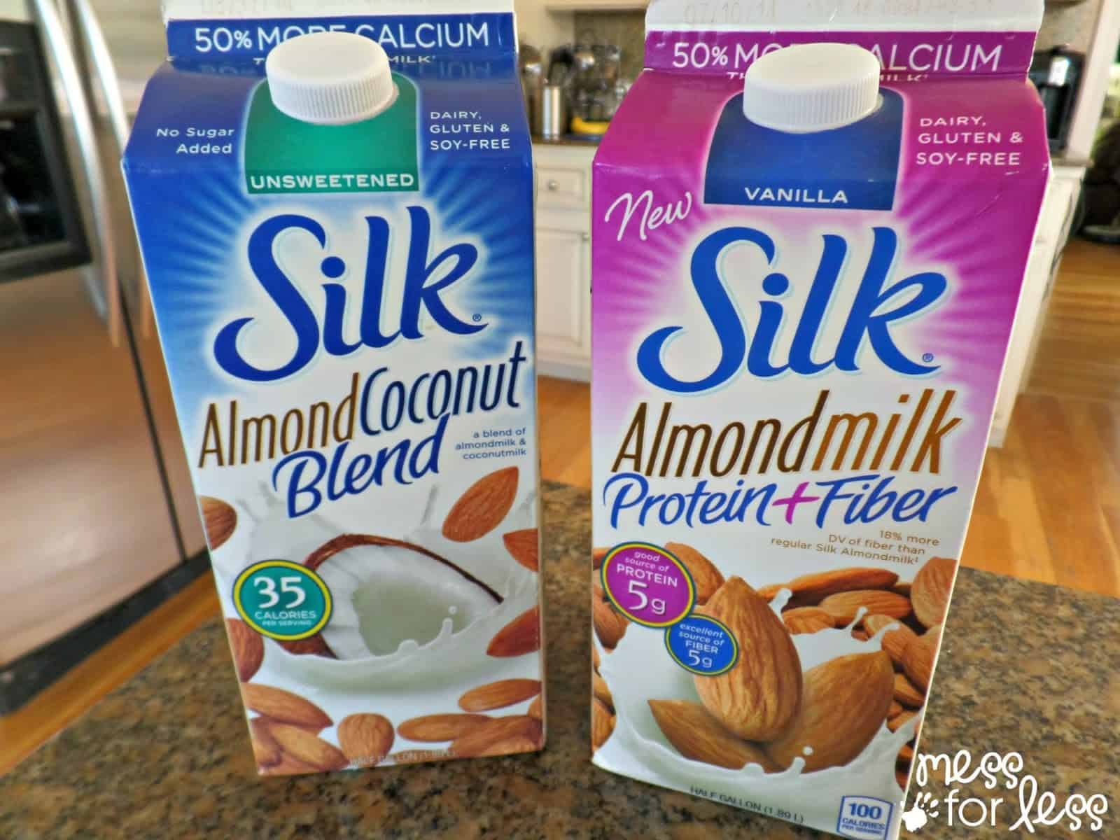 Silk Almondmilk #SilkAlmondBlends #shop #cbias