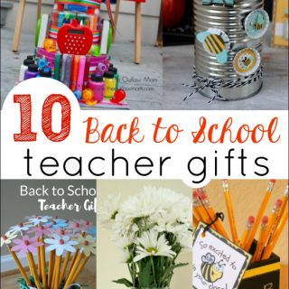 10 Back To School Teacher Gifts Teachers Really Need
