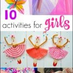 10 Fun Activities for Girls