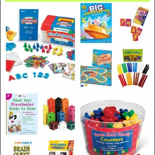 Must Have Resources to Get Ready for Kindergarten
