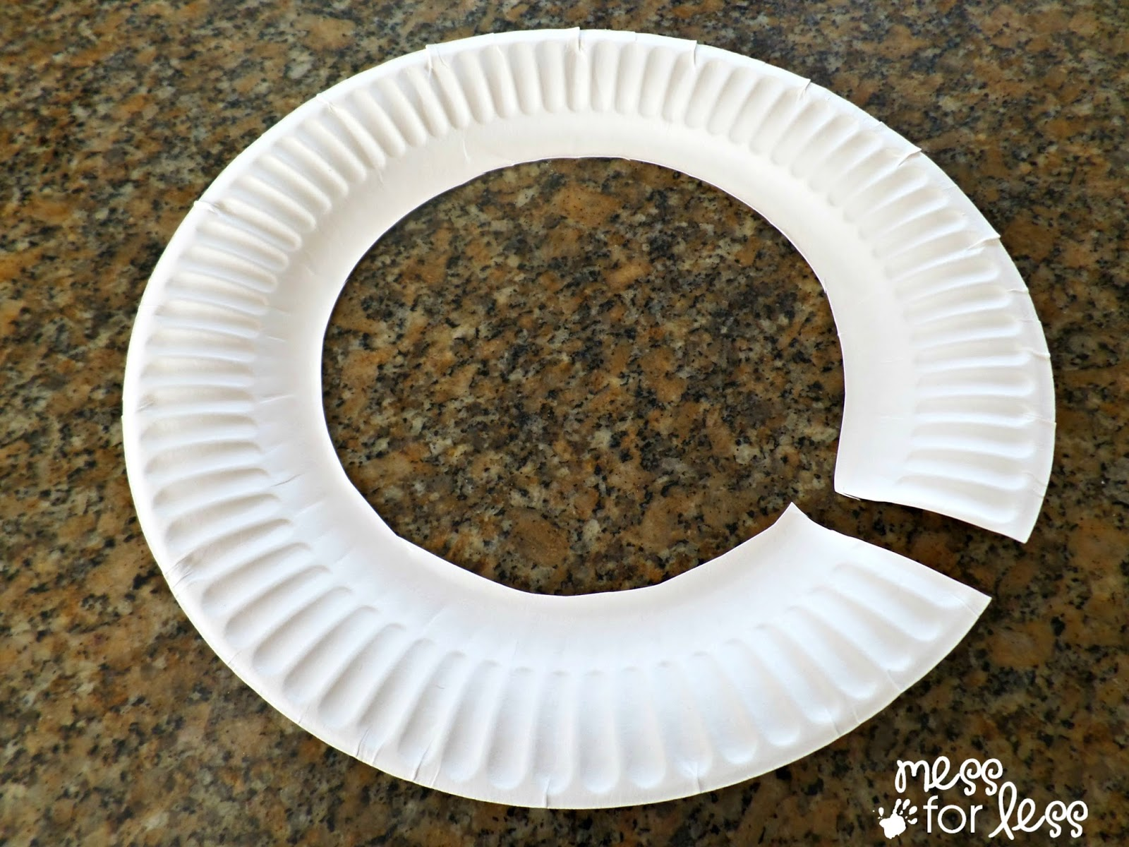 paper plate #sponsored