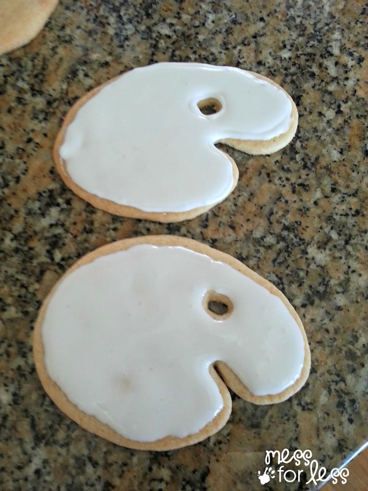 paint palette cookie recipe