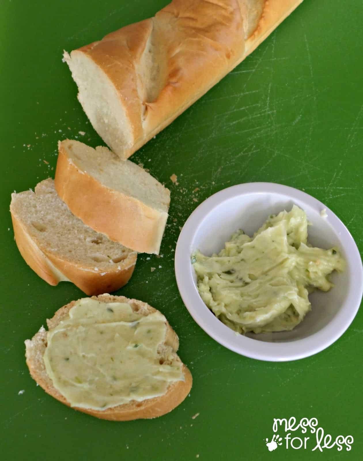 Pesto Butter Recipe