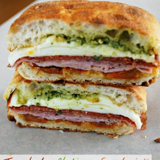 Toasted Italian Sandwich – Food Fun Friday