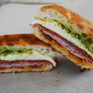 Toasted Italian Sandwich – Food Fun Friday