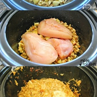 Slow Cooker Chicken and Stuffing – Food Fun Friday