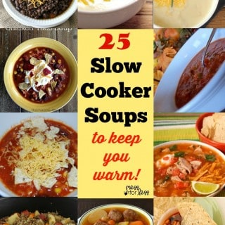 25 Slow Cooker Soup Recipes to Warm You Up