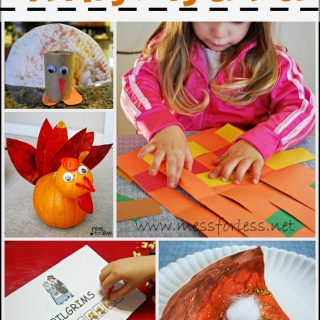 Our Favorite Thanksgiving Crafts for Kids