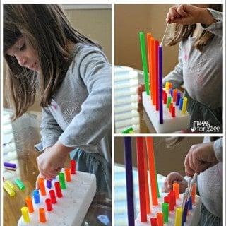 Fine Motor Skills Activity for Preschoolers
