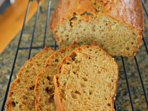 Zucchini Bread Recipe Mess For Less