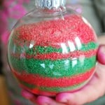 Kids Homemade Christmas Ornaments