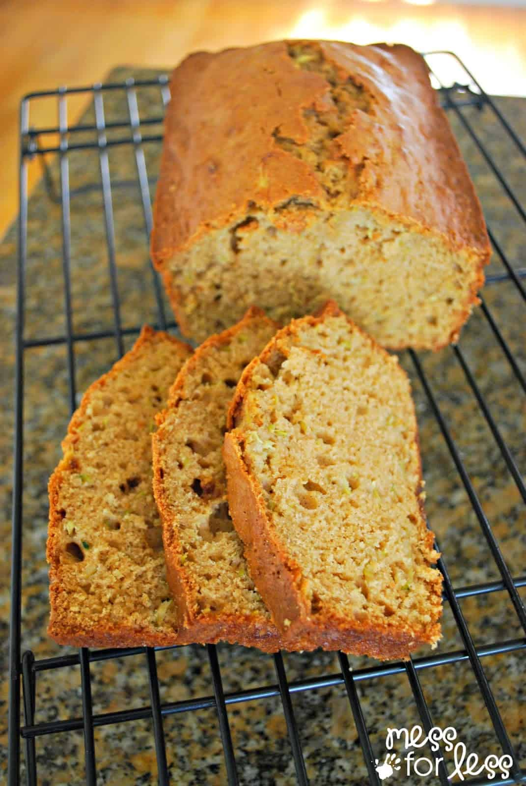 Best Zucchini Bread Recipe