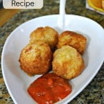 Easy Arancini Recipe – Rice Balls