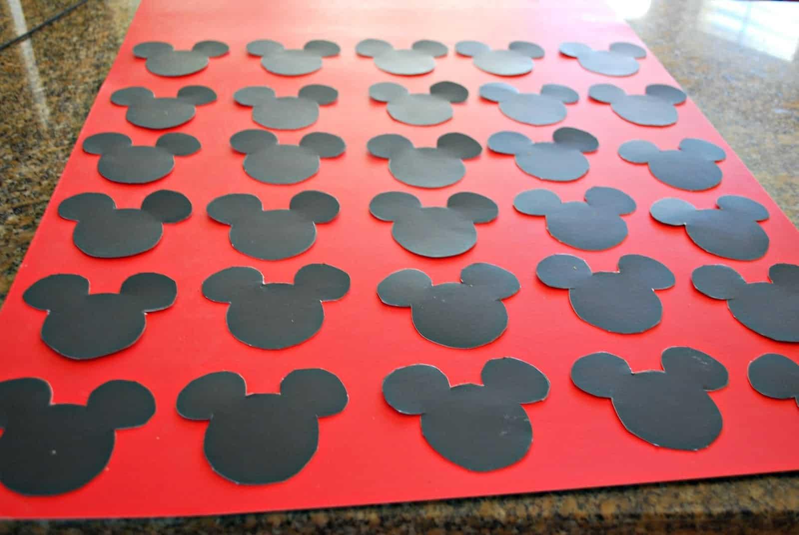 Mickey calendar