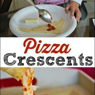 Crescent Roll Recipes: Pizza Crescents