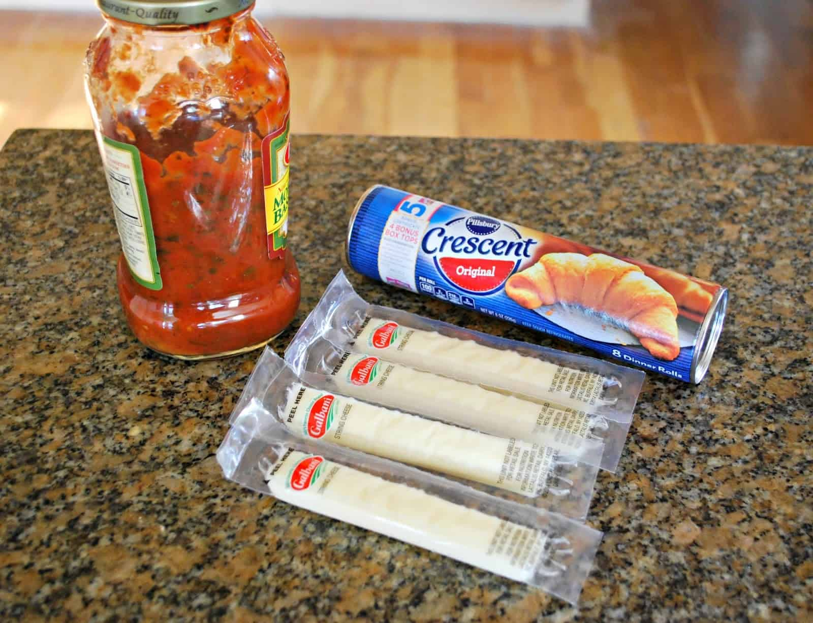 ingredients for crescent roll recipes