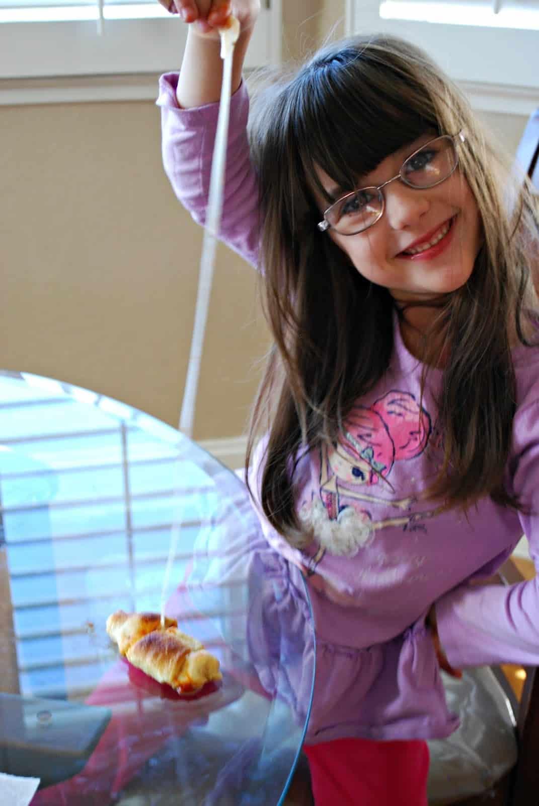 kids love crescent roll recipes