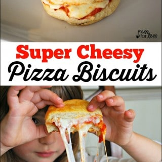 Pizza Biscuits – Food Fun Friday
