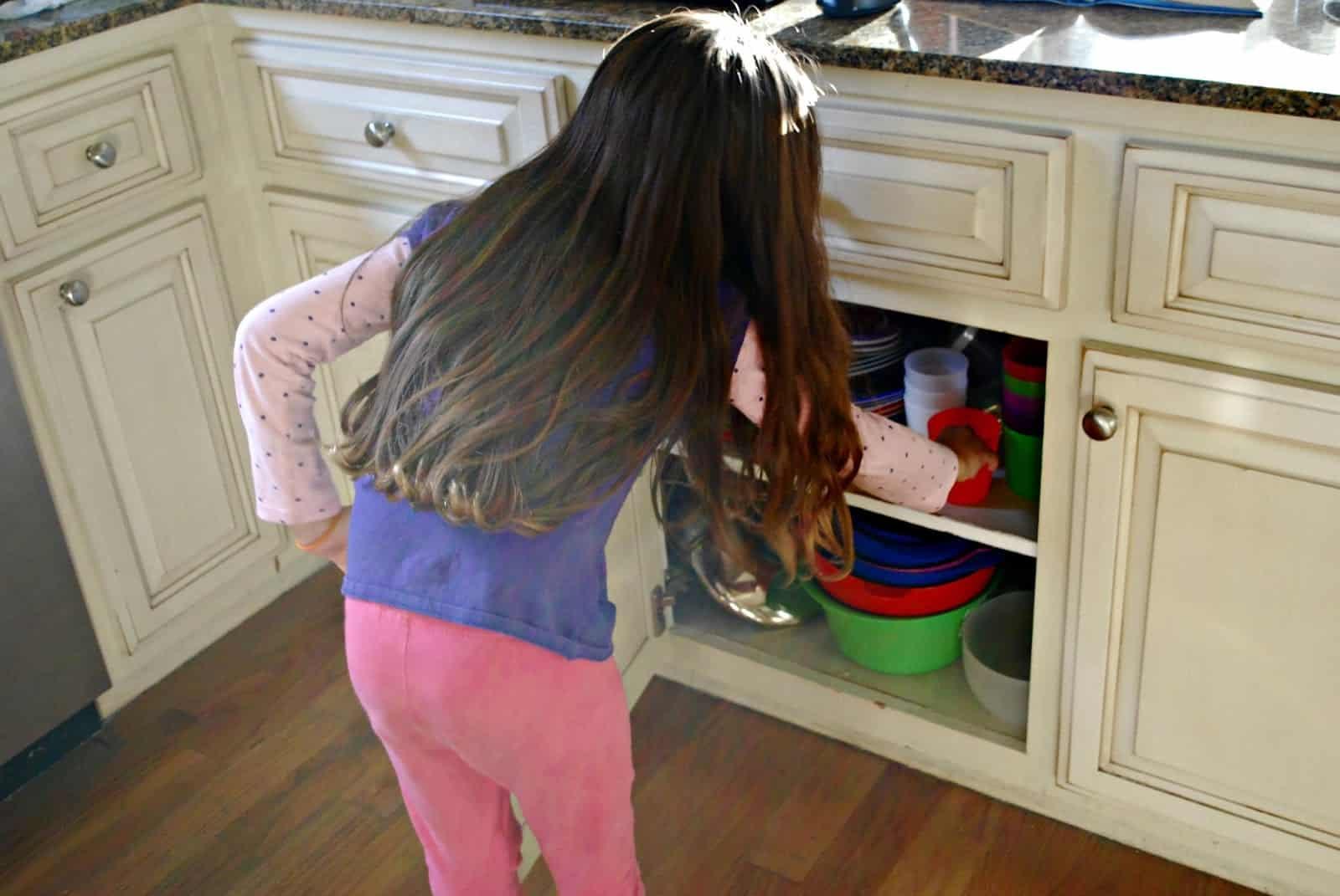 kids chores #ad