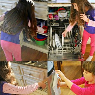 Kitchen Chores for Kids